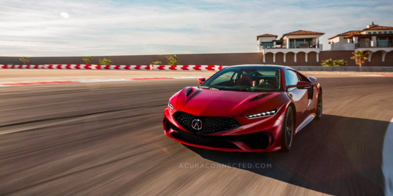 25 All New 2020 Acura NSXs Model