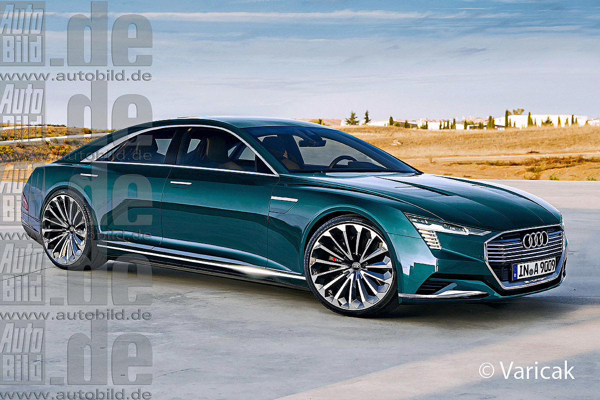 25 All New 2020 All Audi A9 Prices