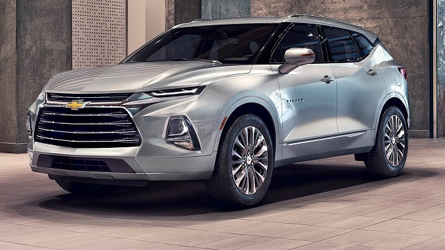 25 All New 2020 Chevy K5 Blazer Style