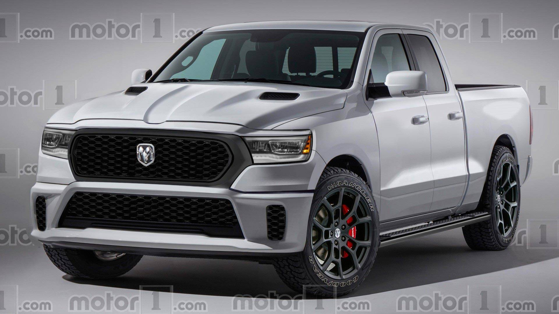 25 All New 2020 RAM 1500 Interior