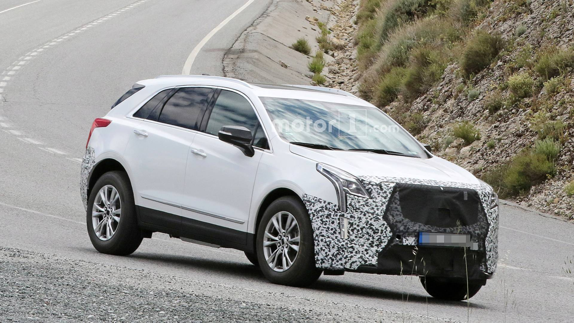 25 All New 2020 Spy Shots Cadillac Xt5 Style