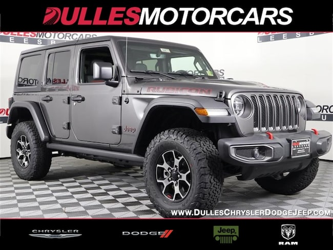 25 Best 2019 Jeep Wrangler Rubicon Concept and Review