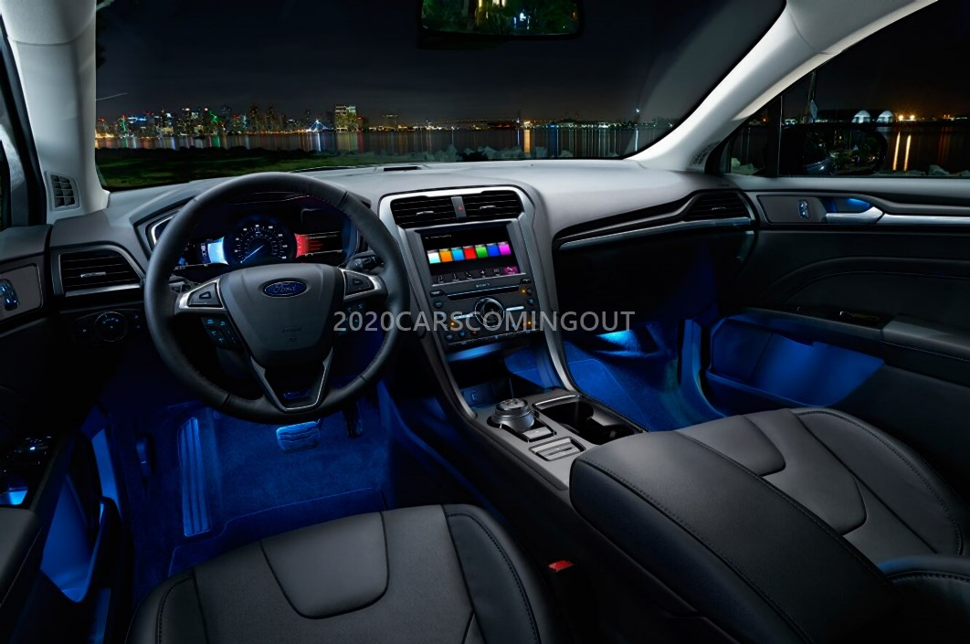 25 Best 2020 Ford Fusion Energi Interior