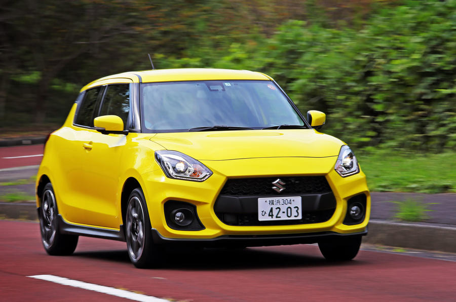 25 New 2019 New Suzuki Swift Sport Reviews