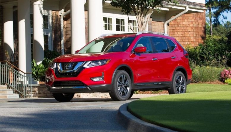 25 New 2019 Nissan Rogue Hybrid Specs and Review