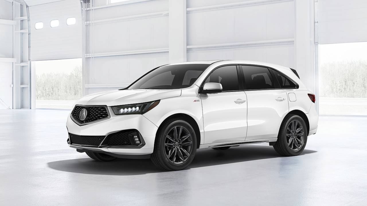 25 New 2020 Acura MDX Overview