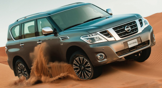 25 New 2020 Nissan Patrol Style