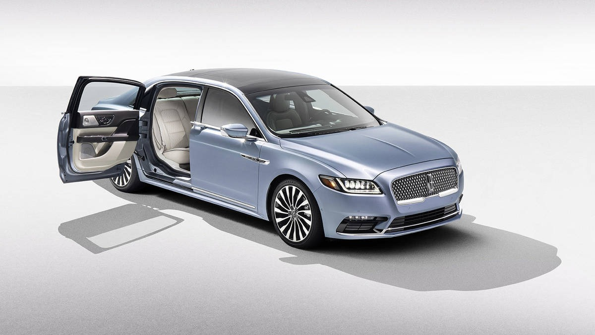 25 New 2020 The Lincoln Continental Release Date and Concept