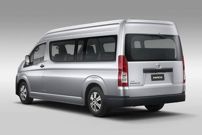 25 New 2020 Toyota Hiace Release