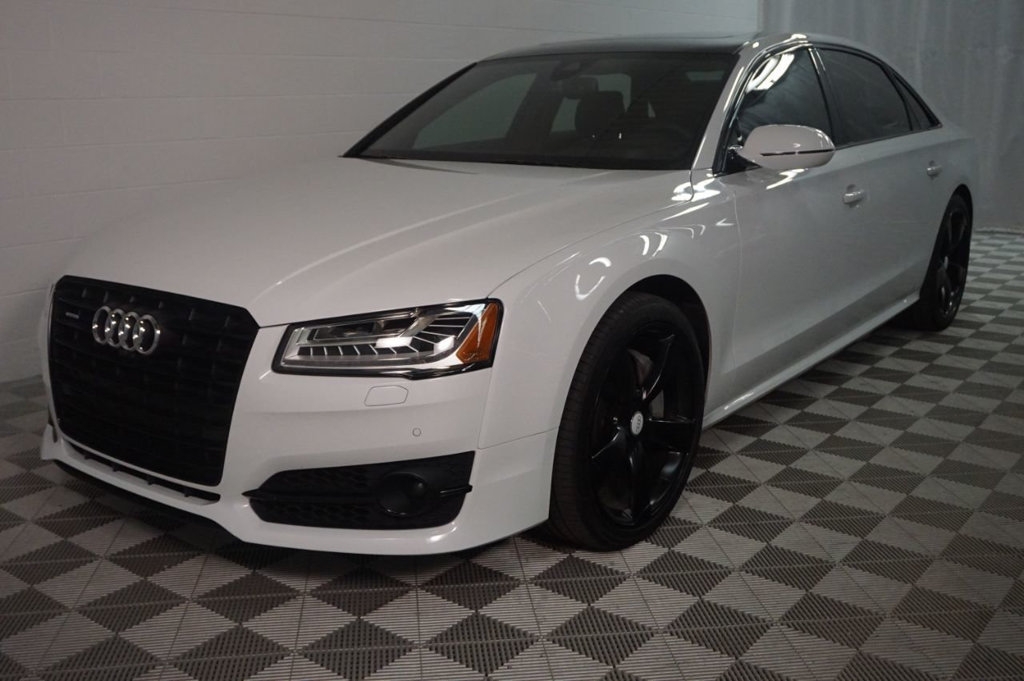 25 New Audi A8 Performance and New Engine