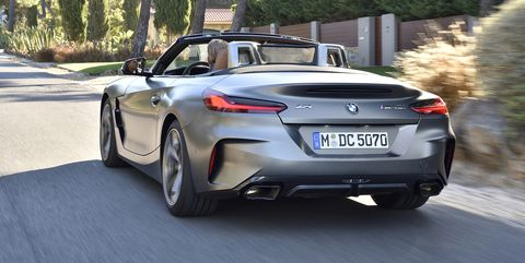 25 The 2019 BMW Z4 M Roadster Review