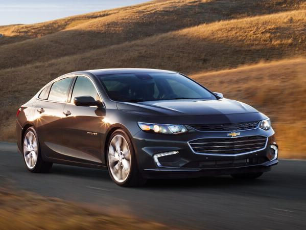 25 The 2019 Chevy Malibu Rumors