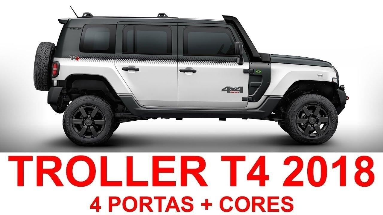 25 The 2019 Ford Troller T4 Release Date and Concept