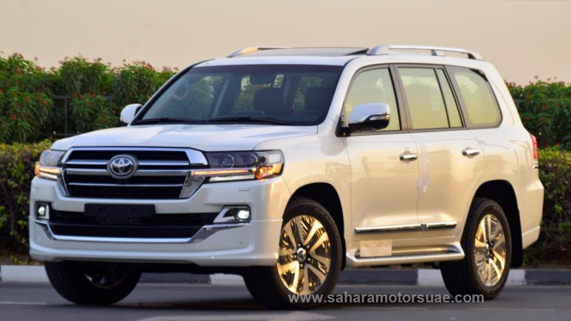 25 The 2019 Land Cruiser Review