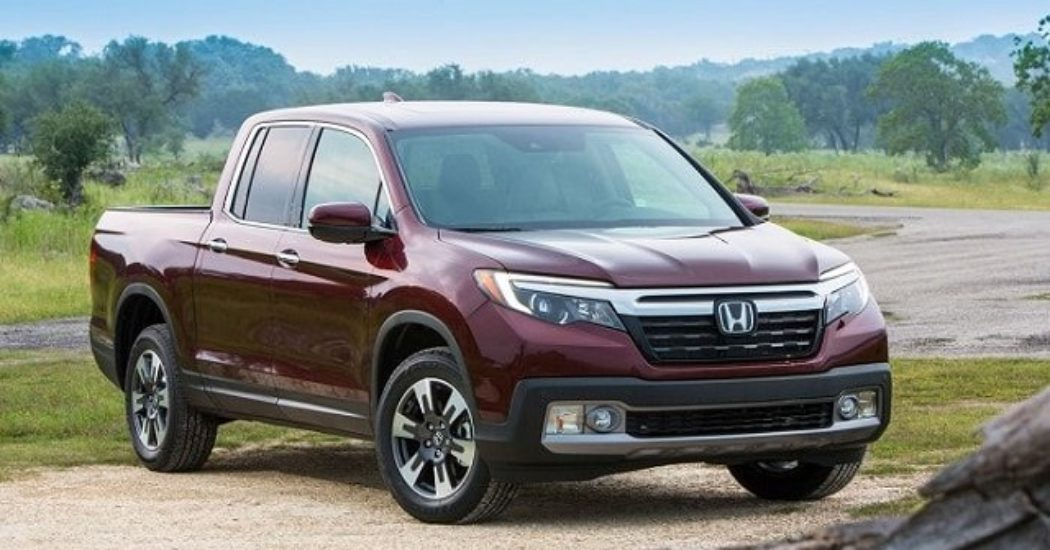 25 The 2020 Honda Ridgeline Pickup Truck Redesign and Concept