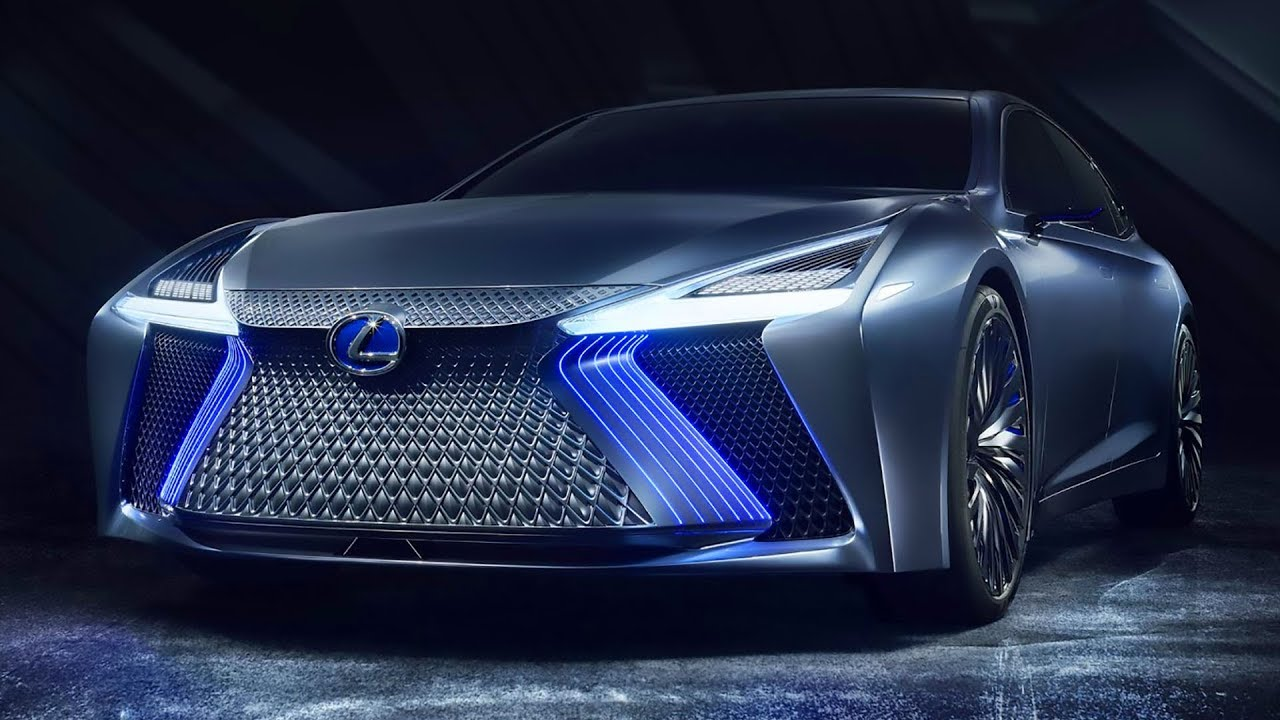 25 The 2020 Lexus LS Performance