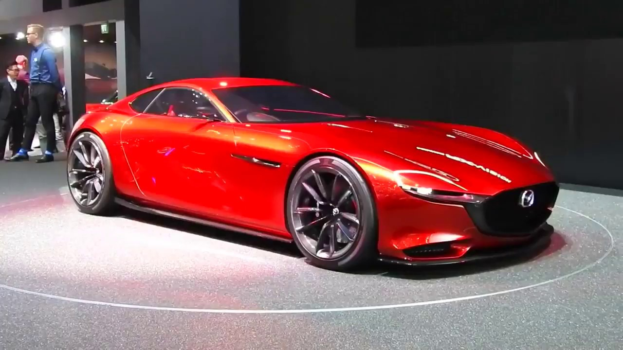 25 The 2020 Mazda RX7 Spy Shoot