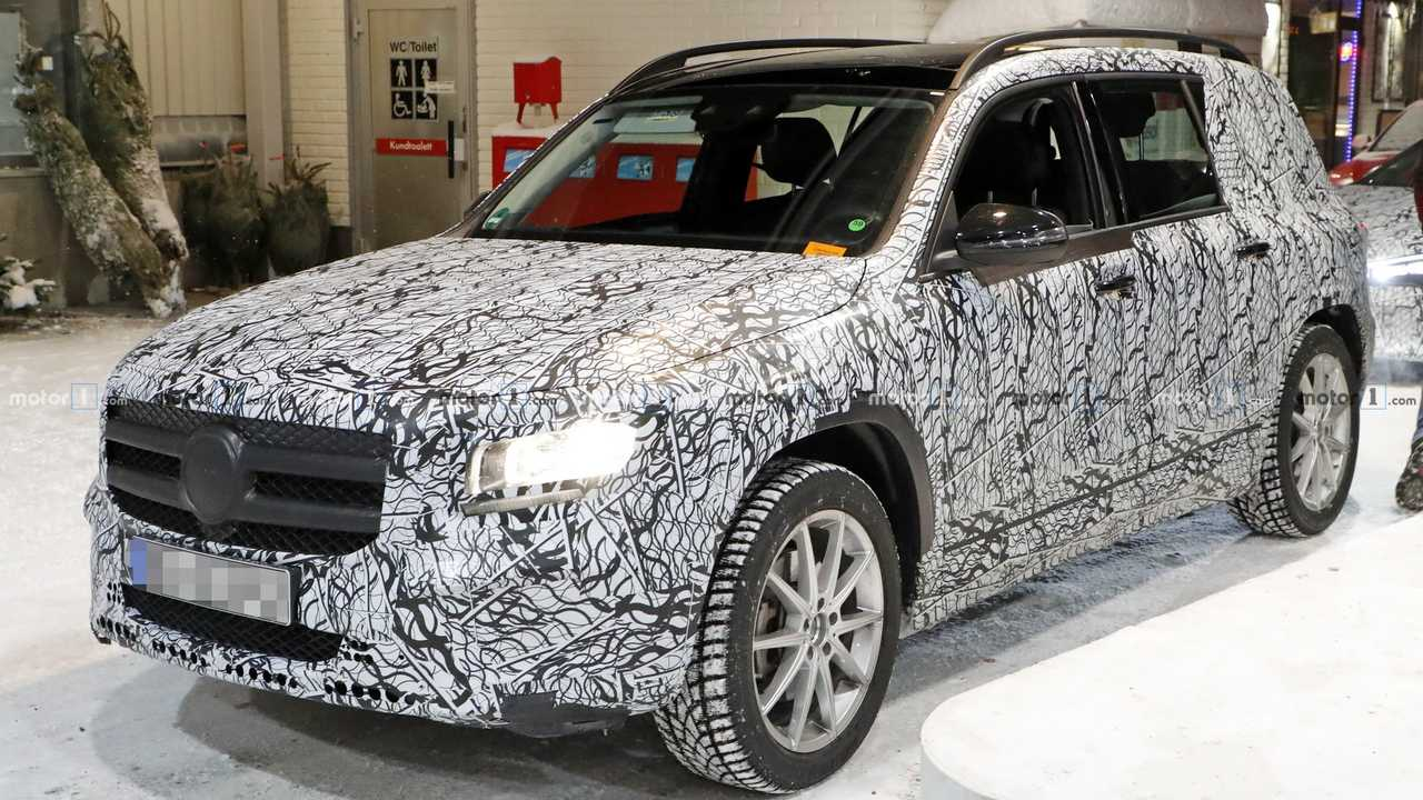 25 The 2020 Mercedes Benz GLK Performance and New Engine