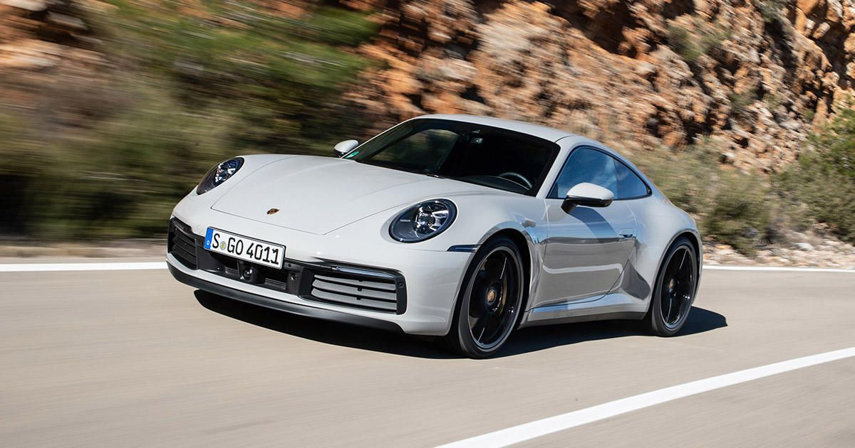 25 The 2020 Porsche 911 Performance