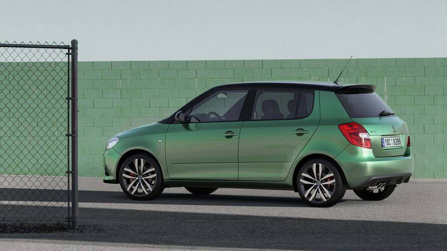 25 The 2020 Skoda Fabia Specs and Review