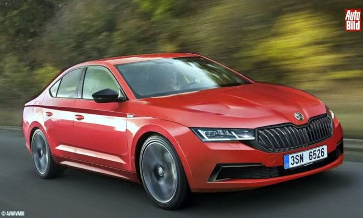25 The 2020 Skoda Octavia Performance