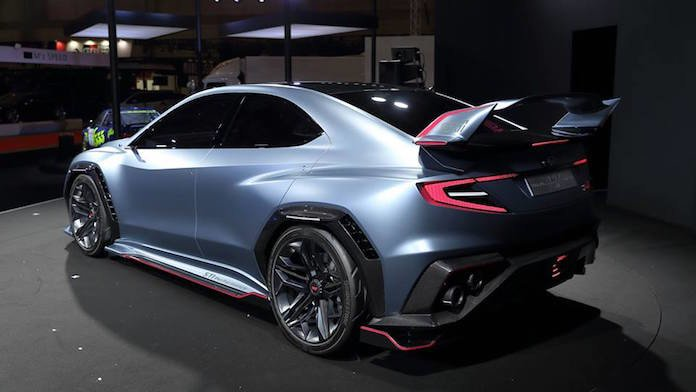 25 The 2020 Subaru WRX STI Model