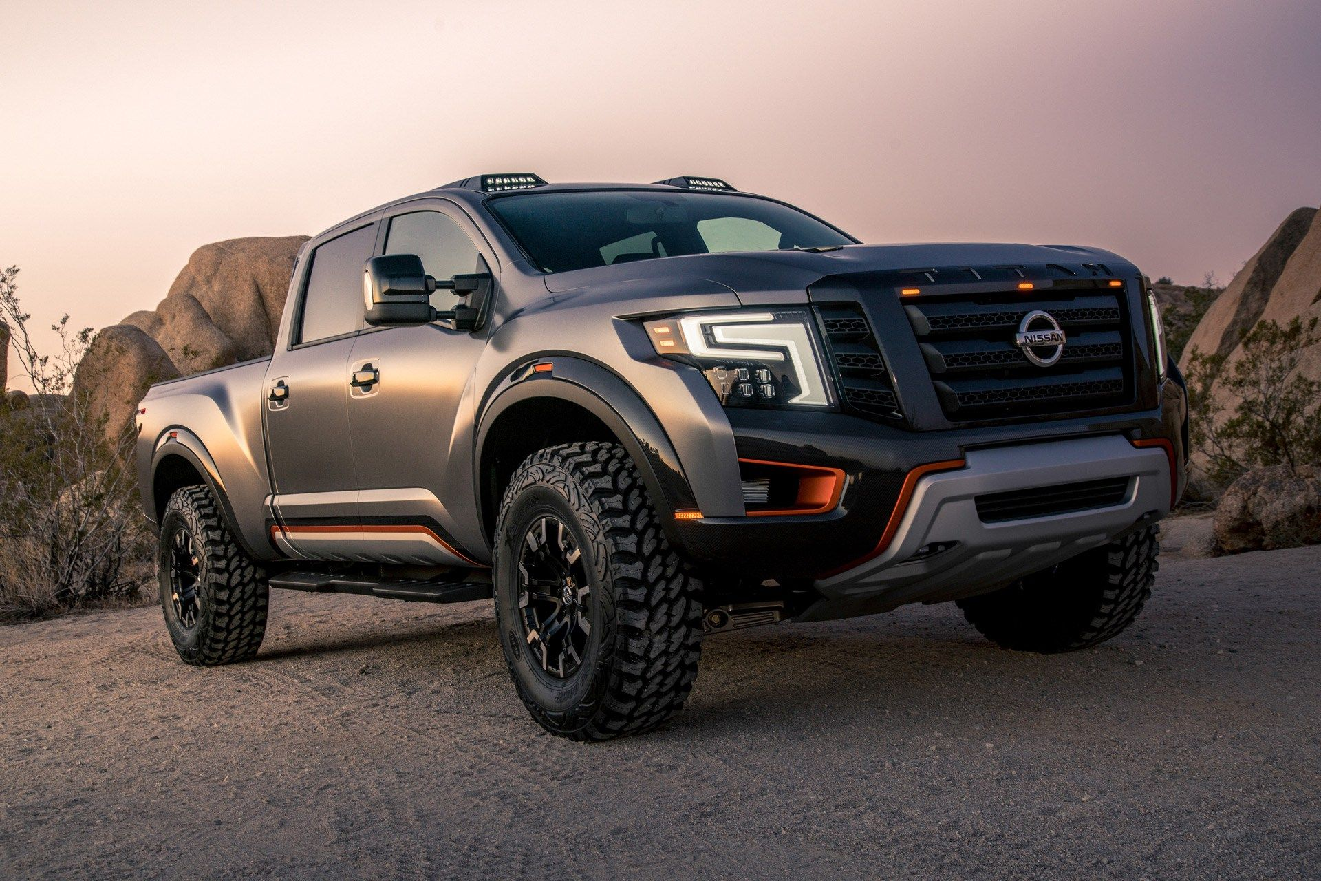 25 The Best 2020 Nissan Titan Xd Redesign and Review