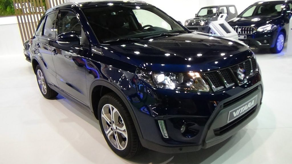 25 The Best 2020 Suzuki Grand Vitara Style