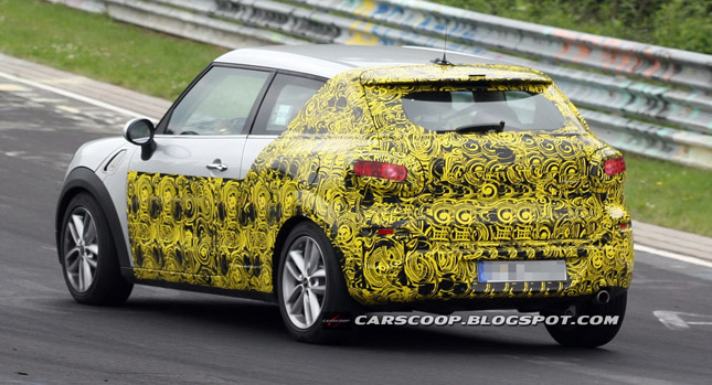 25 The Best Spy Shots Mini Countryman Pictures