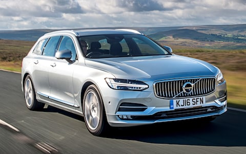 25 The Best Volvo V90 New Model and Performance