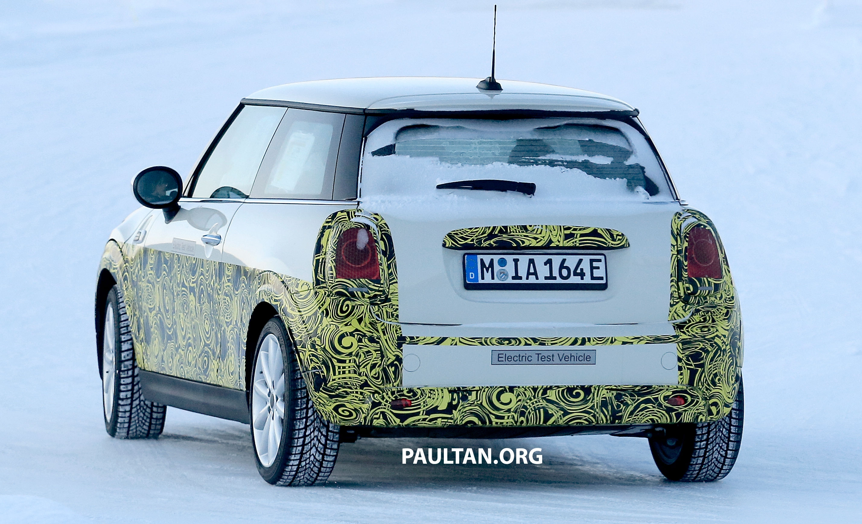 25 The Spy Shots Mini Countryman Redesign and Concept