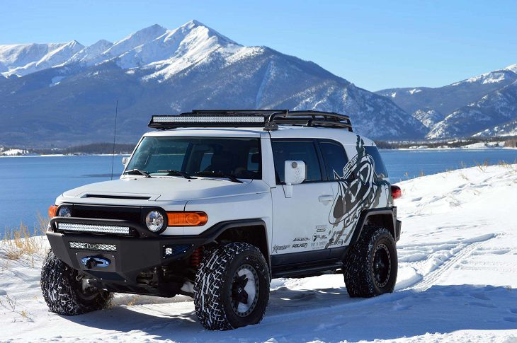 26 A 2019 Fj Cruiser Redesign and Review