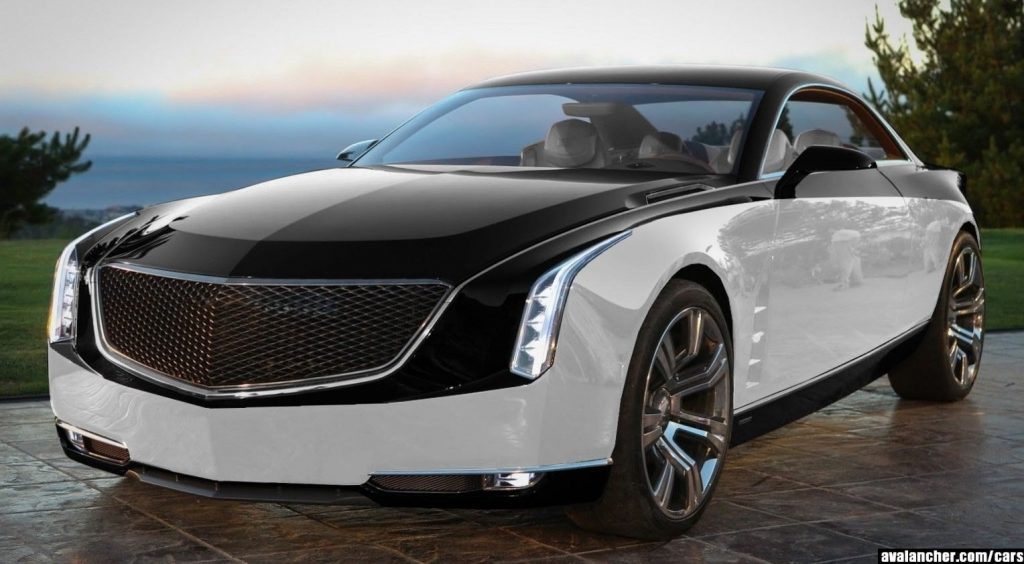 26 A 2020 Cadillac Ciana Wallpaper