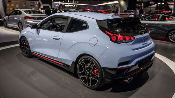 26 A 2020 Hyundai Veloster Pricing