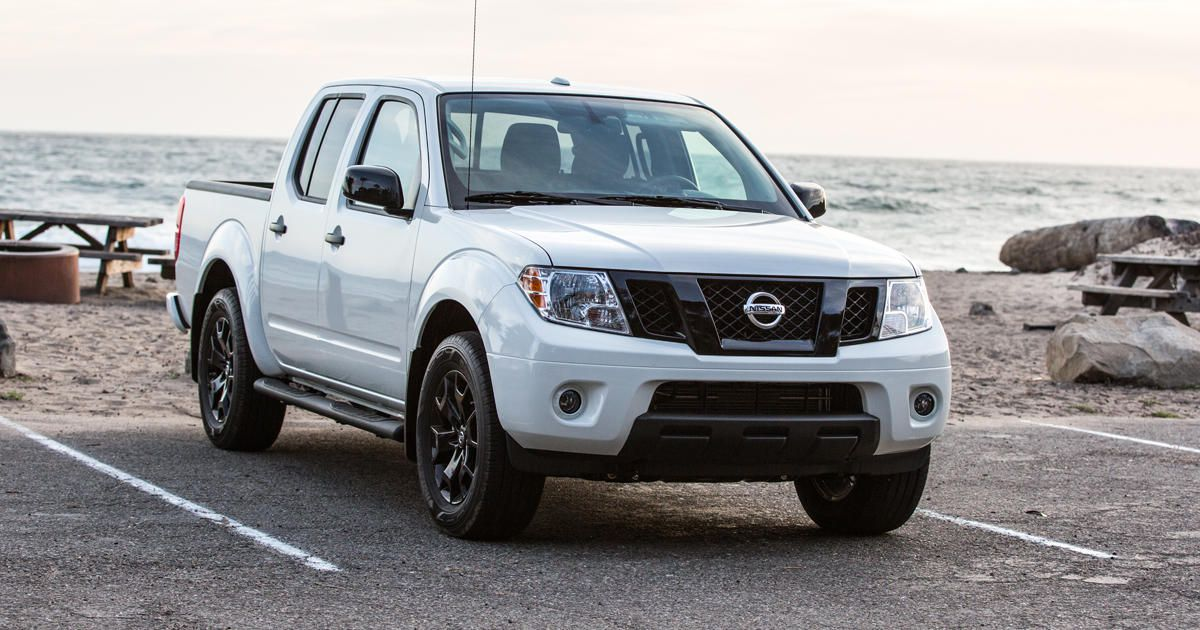 26 A 2020 Nissan Frontier Research New