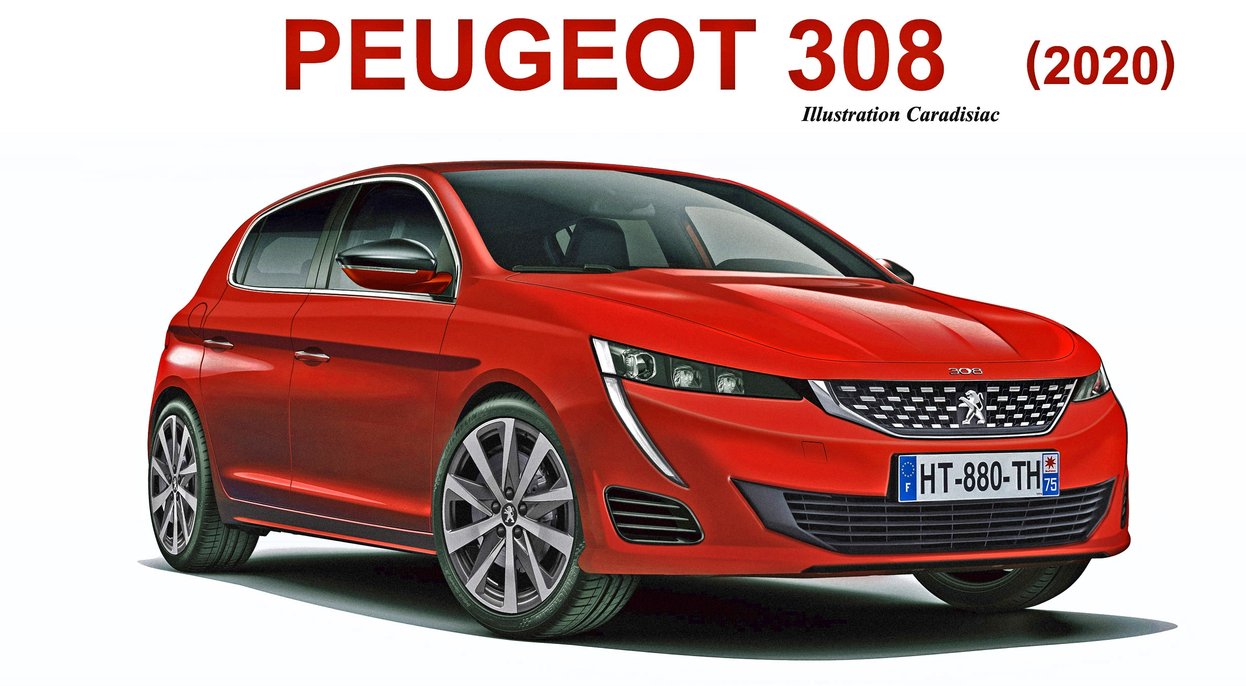26 A 2020 Peugeot 308 Release Date and Concept