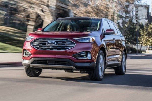 26 All New 2020 Ford Edge New Design Spesification