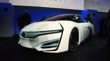 26 All New 2020 Honda Fcev New Concept