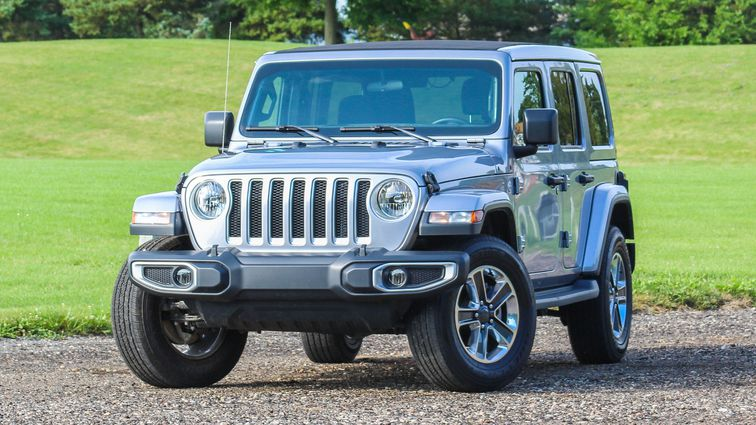 26 All New 2020 Jeep Wrangler Unlimited Pictures