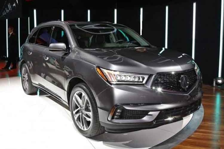 26 New 2019 Acura Mdx Rumors Exterior and Interior