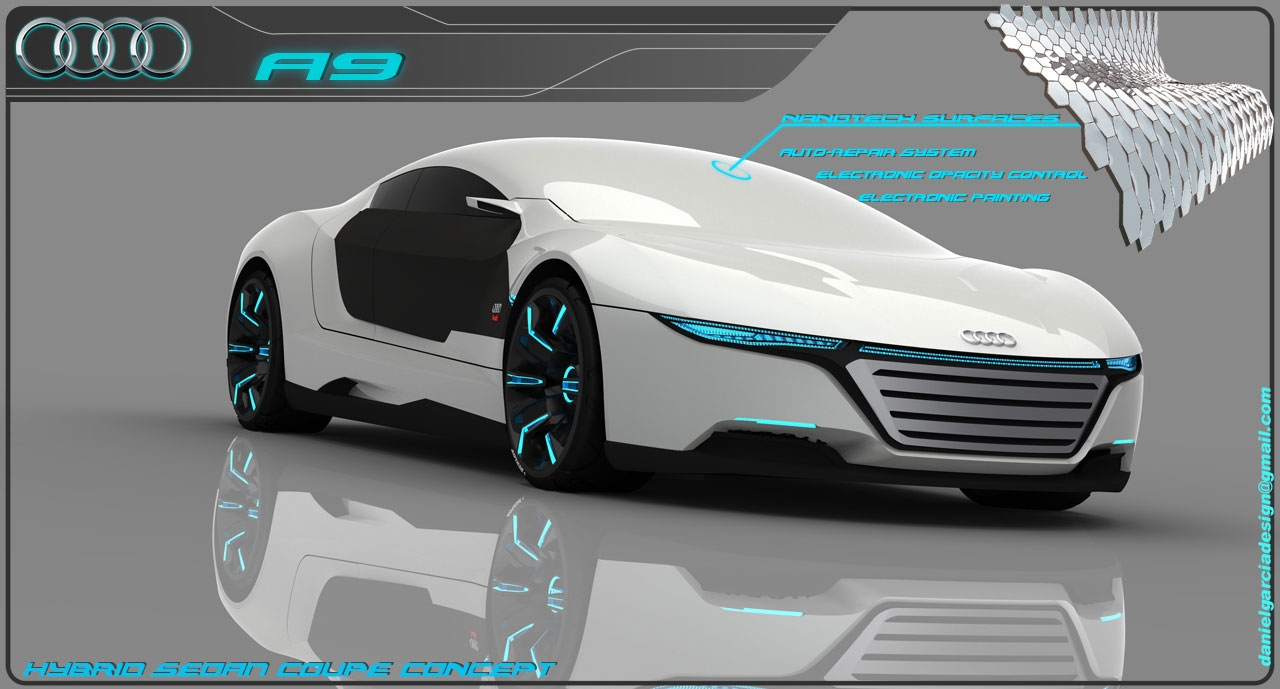 26 New 2019 Audi A9 Concept First Drive