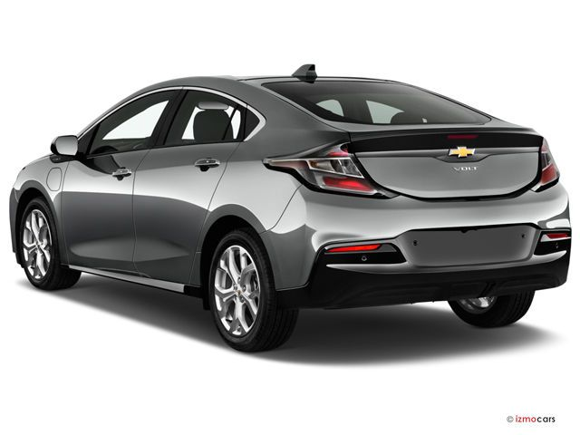 26 New 2020 Chevy Volt Interior