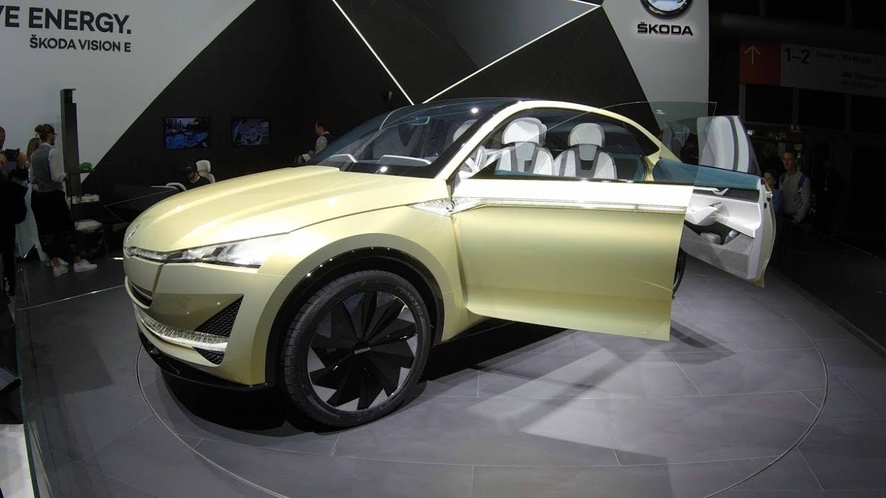 26 New 2020 Skoda Snowman Concept and Review