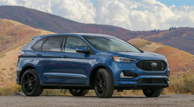 26 The 2019 Ford Edge Sport Performance and New Engine