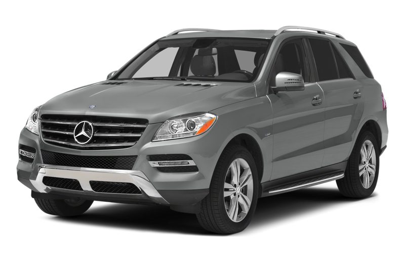 26 The 2019 Mercedes Ml Class Exterior