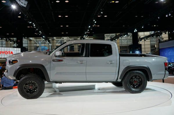 26 The 2019 Toyota Tacoma Diesel Reviews
