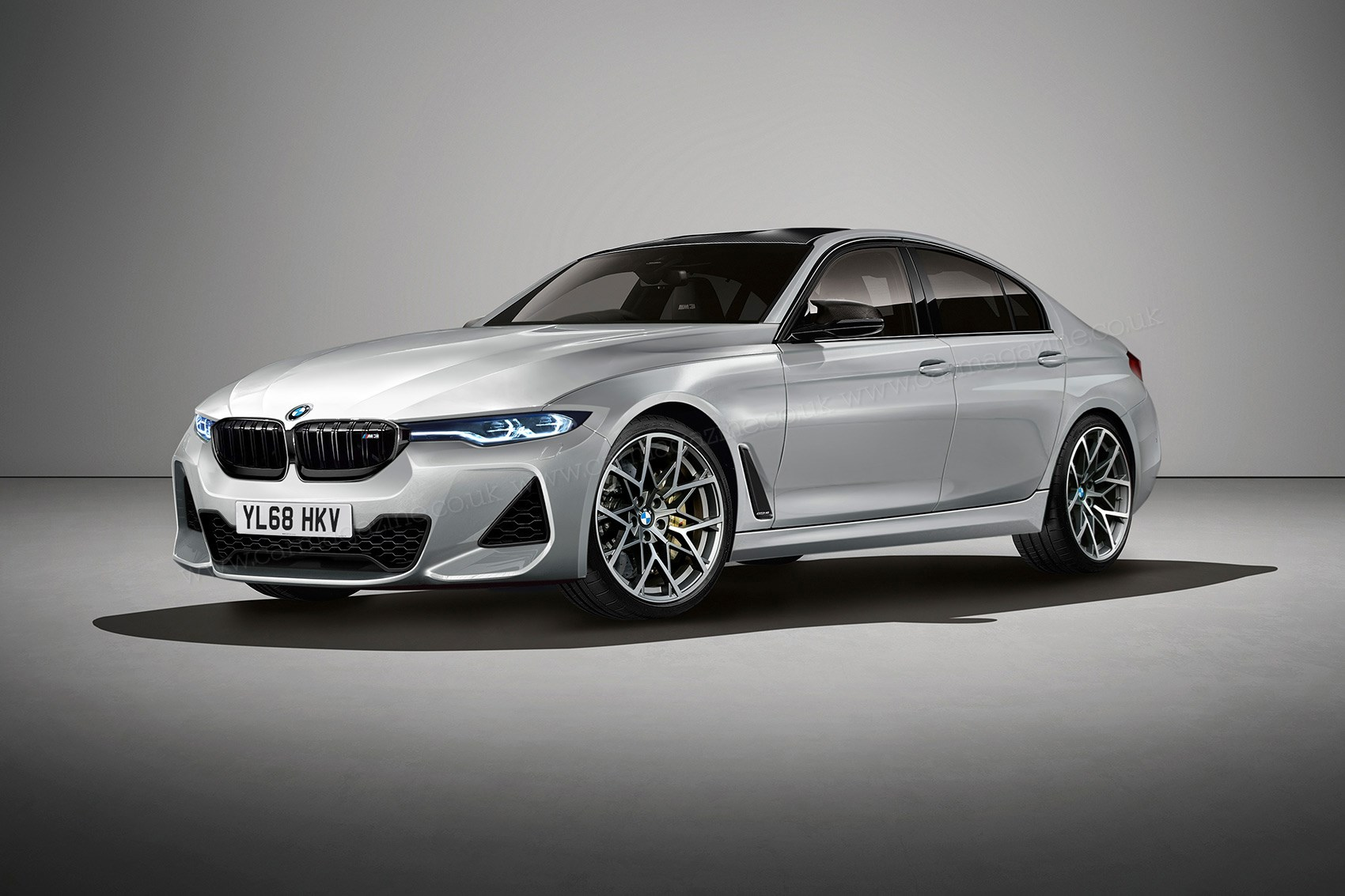 26 The 2020 BMW M4 Engine