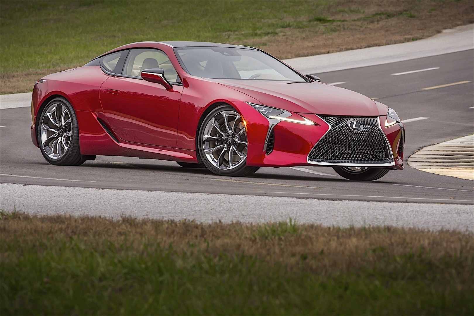 26 The 2020 Lexus LF LC History