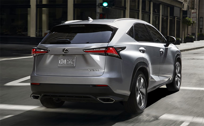 26 The 2020 Lexus NX 200t New Model and Performance