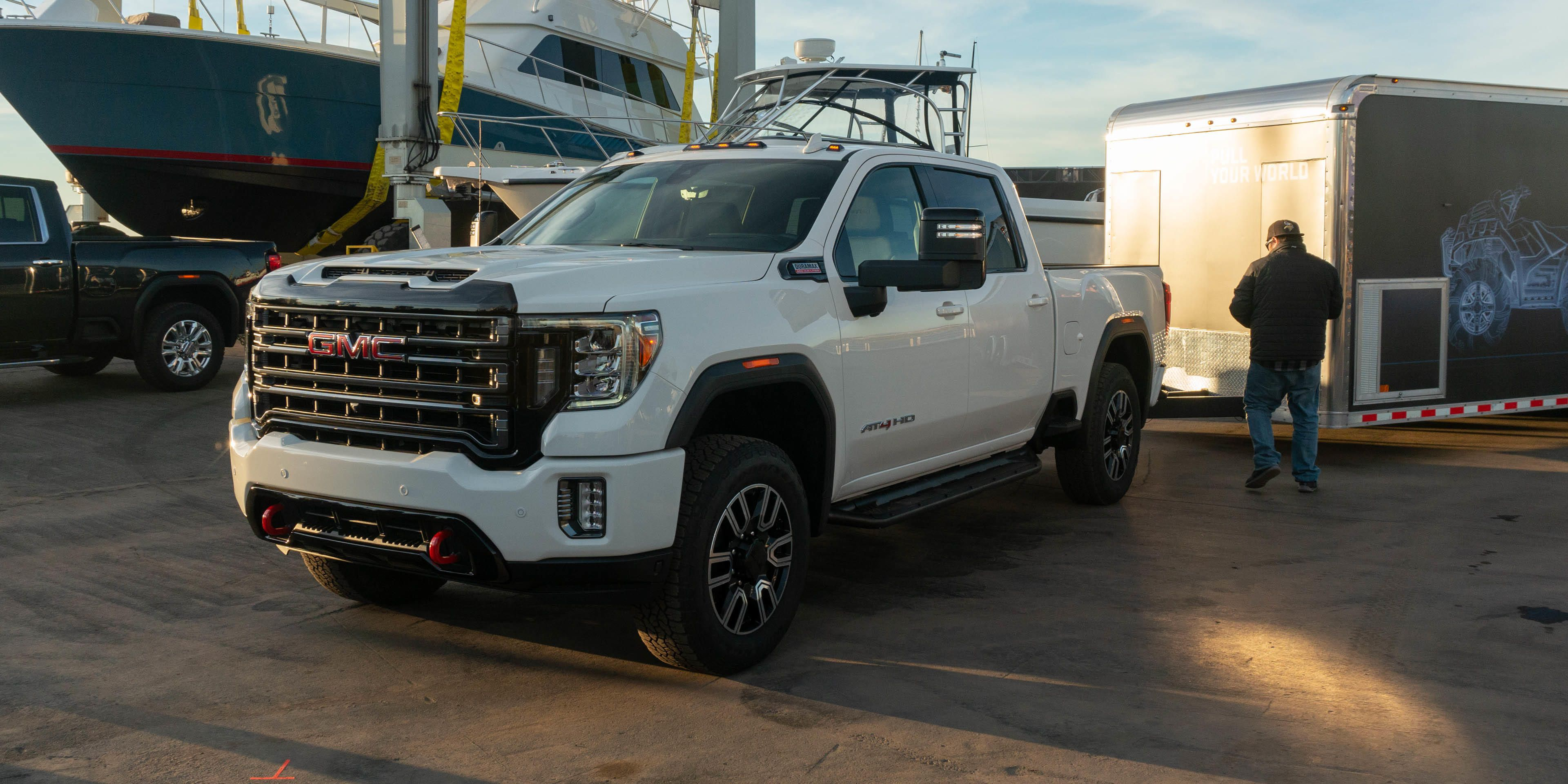 26 The Best 2020 GMC Sierra Hd Specs and Review